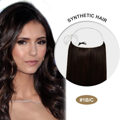 COCO Synthetic Secret Hair Jet Black(#1)