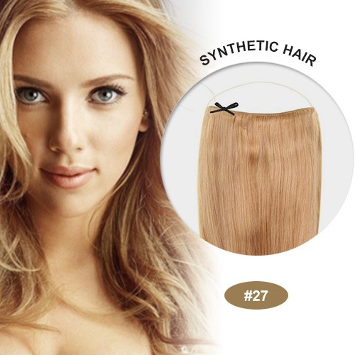COCO Synthetic Secret Hair Natural Black(#1B)