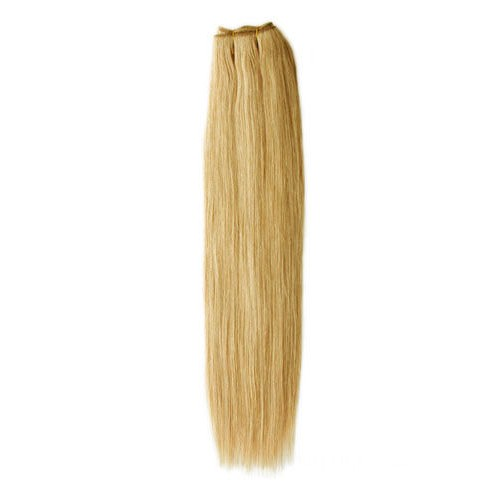 """10"""" Ash Blonde(#24) Body Wave Indian Remy Hair Wefts"""