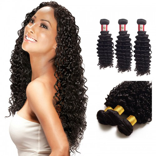 14 Inches Body Wave Natural Black Virgin Brazilian Hair
