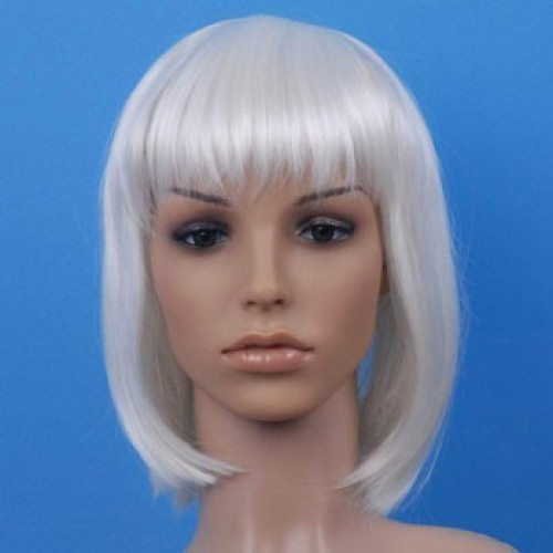 Costume Wig For Party White