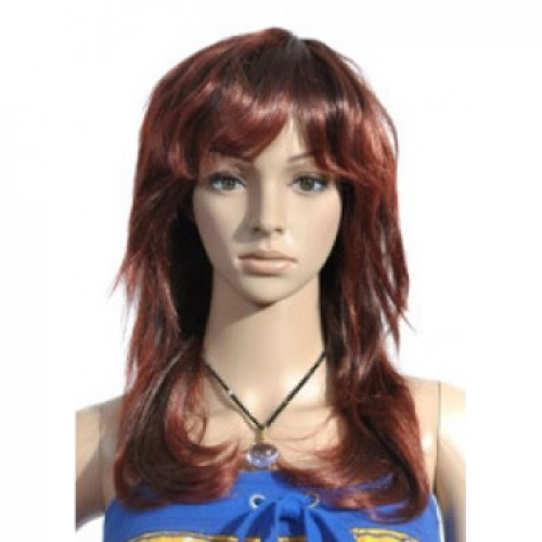 Synthetic Hair Wig Wavy Bug