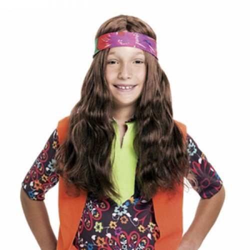 Children's Costume Wigs Ash Brown