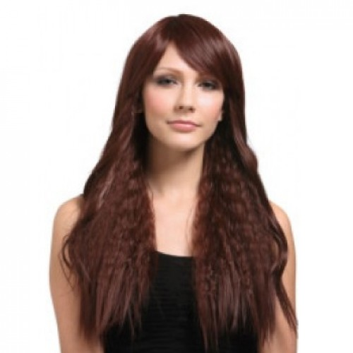 Synthetic Hair Wig Curly 99J