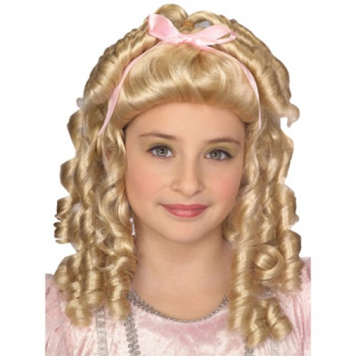 Children's Costume Wigs Ash Blonde