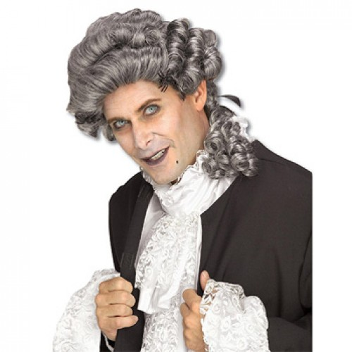 Men's Costume Wigs For Party Grey/White