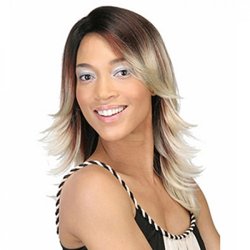 MOTOWN TRESS SPOTTY SYNTHETIC WIG