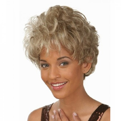 Ladies Short Wig by Elegante