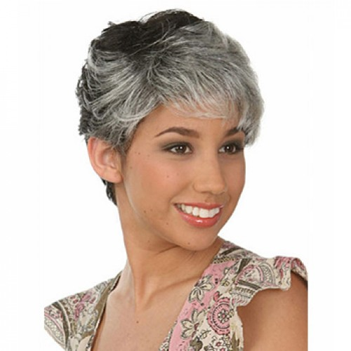 Carefree Synthetic Short Wig by Sepia Wigs