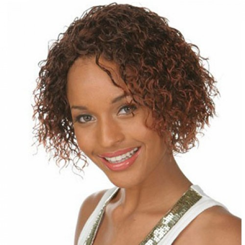 Medium Synthetic Wig