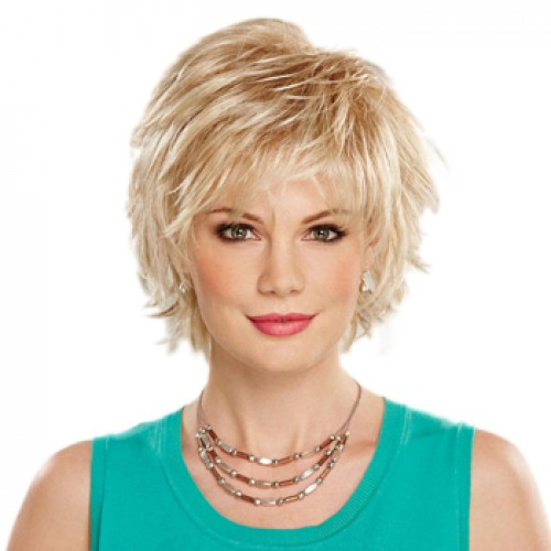 Ryan Cozy Short Wig