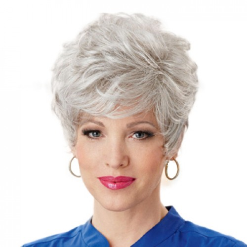 Abby Able Short Wig