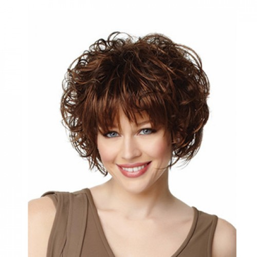 Short Cute Hair Wig