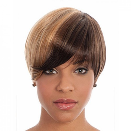 Straight Stunning Short Synthetic Wig